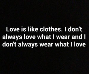clothes, deep, and life image