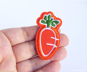 etsy, vegetable garden, and carrot patch image