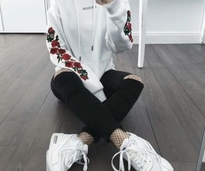beautiful, clothes, and outfit image