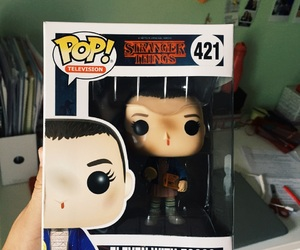 collection, dustin, and eleven image