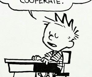 Calvin & Hobbes, calvin and hobbes, and comic image