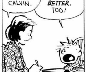 life, calvin, and quotes image