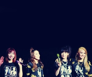 CL, dara, and minzy image