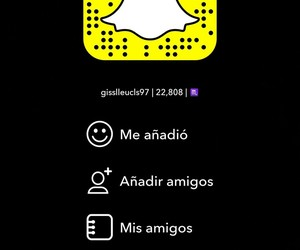 lust for life, add me, and snap me image