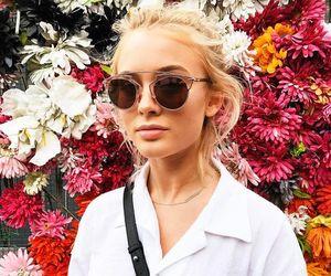 zara larsson, flowers, and Zara image