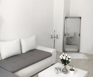 home, white, and homestyle image