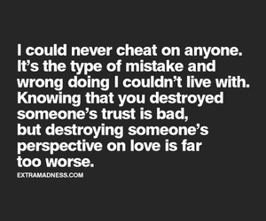 love, cheat, and cheating image