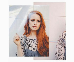 riverdale, madelaine petsch, and Cheryl image