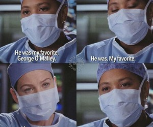 grey, grey's anatomy, and o'melly image