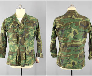 etsy, vintage military, and armygreen image
