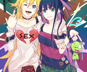 anime, panty and stocking, and panty image