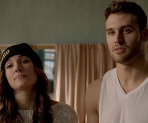 step up all in, briana evigan, and ryan guzman image