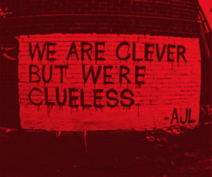 clever, Clueless, and grunge image