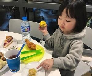 child, baby, and korean image