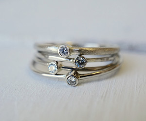 ring, rose, and moonstonering image