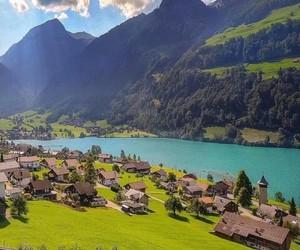 switzerland, landscape, and nature image