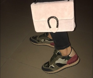 bag, luxury, and sneaker image