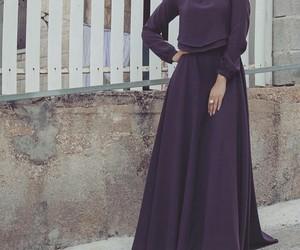 dress and abaya image