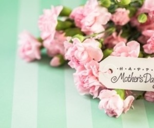 flower, mother'sday, and mom image