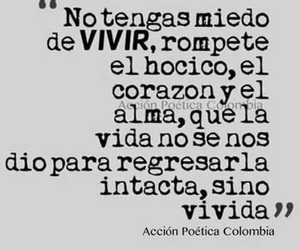 frases and vivir image