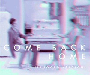 2ne1 and come back home image