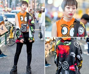 style and tokyo fashion image