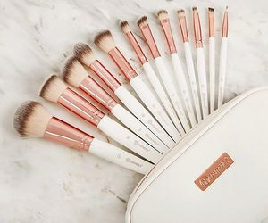 Brushes, makeup, and article image