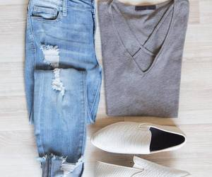 basic, fashion, and jeans image