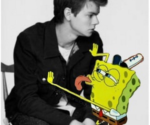 actor, spongebob, and thomas brodie sangster image