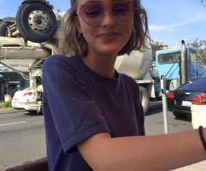 lily rose depp, aesthetic, and beauty image