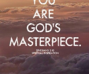 god, masterpiece, and you image