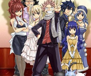 ft and fairy tail image