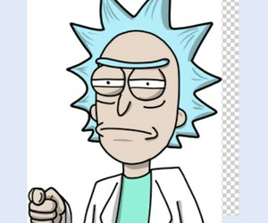 rick and morty, motherfucker, and wallpaper image