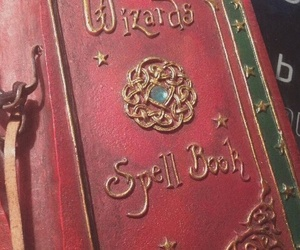 wizard, book, and hermione image