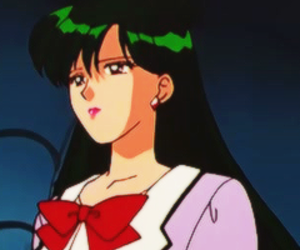 aesthetic, sailor pluto, and anime image