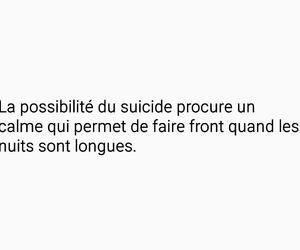 calme, francais, and triste image