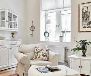 armchair, farmhouse, and home decor image