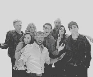 shadowhunters, cast, and alec lightwood image