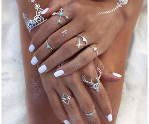 ring, vintage, and style image