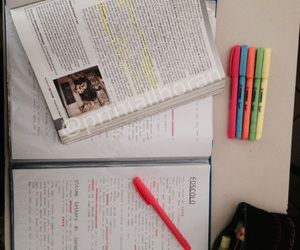 book, literature, and notebook image