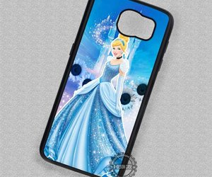 cartoon, cinderella, and phone cases image