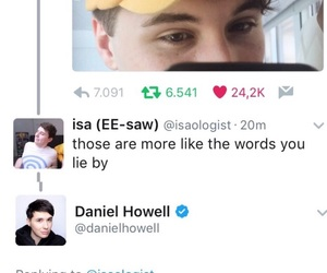 dan, phil lester, and howell image