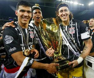 corinthians, soccer, and football image