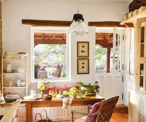 cottage, country, and decor image