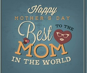 happy, day, and mom image