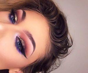 makeup, style, and make image