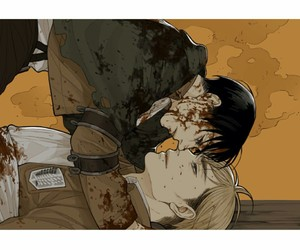 otp, snk, and eruri image