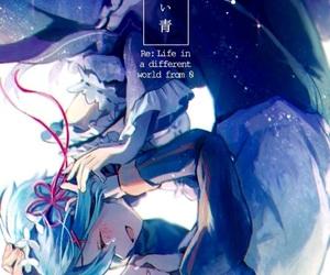 rem, anime, and subaru image