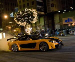 car and fast and furious image