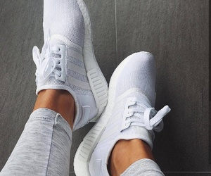 sneakers, shoes, and adidas image